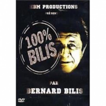 Dvd 100 % Bilis wwww.magiedirecte.com
