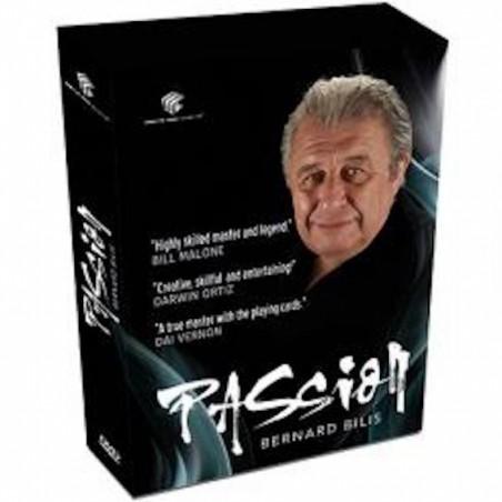 Passion - Bernard BILIS ( coffret 4 DVD ) wwww.magiedirecte.com