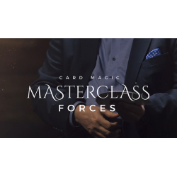 Card Magic Masterclass (Forces) - Roberto Giobbi wwww.magiedirecte.com