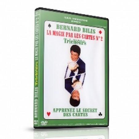 BILIS BERNARD - LA MAGIE PAR LES CARTES N°2 wwww.magiedirecte.com