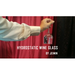 Hydrostatic Wine Glass - Jeimin wwww.magiedirecte.com