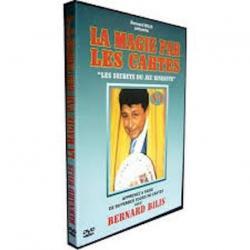 BILIS BERNARD - LA MAGIE PAR LES CARTES N°4 wwww.magiedirecte.com