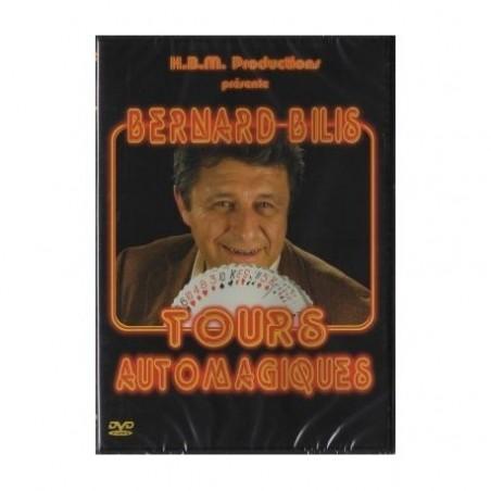 DVD Tours automatiques - Bernard BILIS wwww.magiedirecte.com