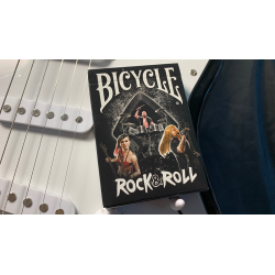 Bicycle Gilded Rock & Roll wwww.magiedirecte.com