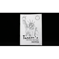 Turner's New York, New York Notes by Peter turner wwww.magiedirecte.com