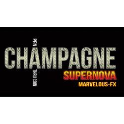 Champagne Supernova (JPNYEN) Matthew Wright - Tour de magie wwww.magiedirecte.com