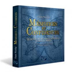 Mémoires et Confidences-Nicolas Faure-Livre wwww.magiedirecte.com