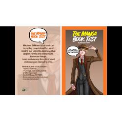 MANGA Book Test - Michael O'Brien - Mentalisme wwww.magiedirecte.com