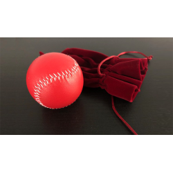 Final Load Ball Leather (5.7 cm Rouge) wwww.magiedirecte.com