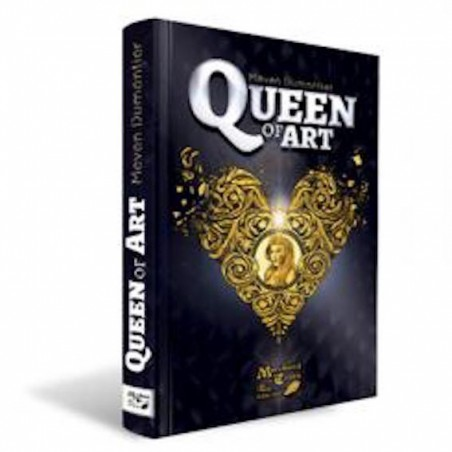 Queen of Art-Meven Dutontier wwww.magiedirecte.com
