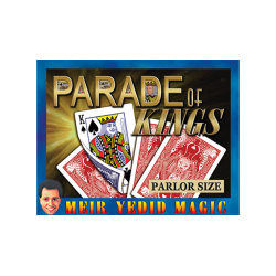Parade of Kings (Parlor Size) - Trick wwww.magiedirecte.com