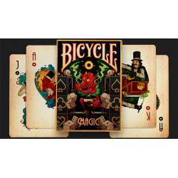 Bicycle Magic by Prestige Playing Cards wwww.magiedirecte.com
