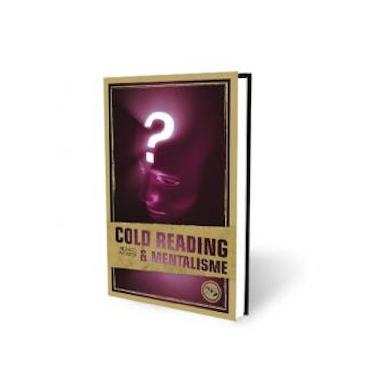 Cold reading & Mentalisme-Richard Webster wwww.magiedirecte.com