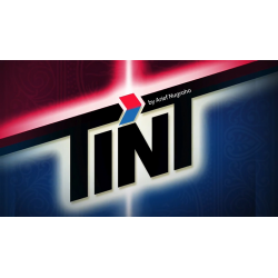 TINT (Blue to Red/Gimmicks and Online Instructions) by Arief Nugroho wwww.magiedirecte.com