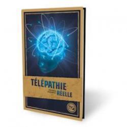 Télépathie Réelle-Patrick Froment-Livre wwww.magiedirecte.com