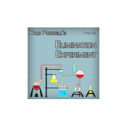 Elimination Experiment (Gimmicks and Online Instructions) by Kyle Purnell - Trick wwww.magiedirecte.com