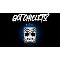 Got Chiclets? (Gimmick and Online Instructions) by Magik Time and Alex Aparicio presented by Mago Nox  - Trick wwww.magiedirecte