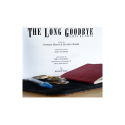 Geoff Latta: The Long Goodbye by Stephen Minch & Stephen Hobbs - Book wwww.magiedirecte.com