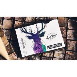 Lost Deer Purple by Eriksson and Bocopo wwww.magiedirecte.com