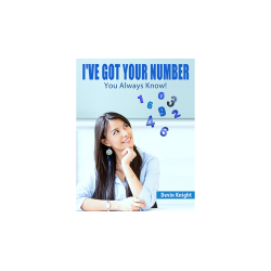 I've Got Your Number by Devin Knight - eBook wwww.magiedirecte.com