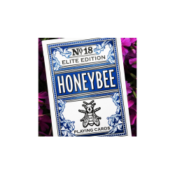 Honeybee Elite Edition (Blue) wwww.magiedirecte.com