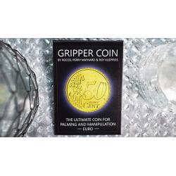 Gripper Coin (Single/Euro) by Rocco Silano - Trick wwww.magiedirecte.com