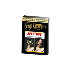 Aperture (Gimmick and Online Instructions) by Eric Jones and Tango Magic - Trick V0021 wwww.magiedirecte.com