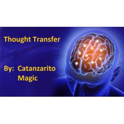 Thought Transfer by Catanzarito Magic - Trick wwww.magiedirecte.com