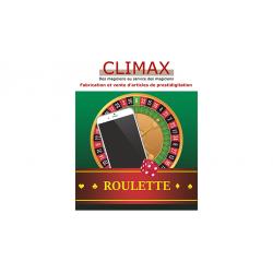 ROULETTE by Magie Climax - Trick wwww.magiedirecte.com