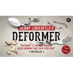 Deformer by Menny Lindenfeld - Trick wwww.magiedirecte.com