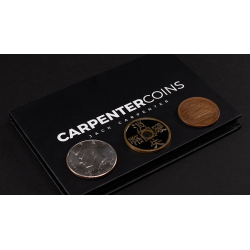 Carpenter Coins - Jack Carpenter wwww.magiedirecte.com