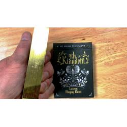 5th Kingdom Semi-Transformation (Artist Edition Gilded Gold 1 Way) wwww.magiedirecte.com