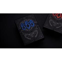 666 Bleu wwww.magiedirecte.com