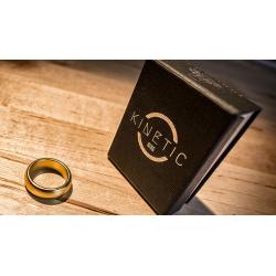 Bague Kinetic PK 19,85mm (Gold) Arrondie wwww.magiedirecte.com