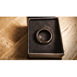 Bague Kinetic 19,85mm PK (Argent) Arrondi wwww.magiedirecte.com