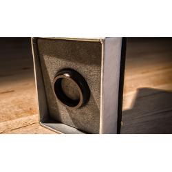 Bague Kinetic 19,85mm PK (Noir) Arrondie wwww.magiedirecte.com