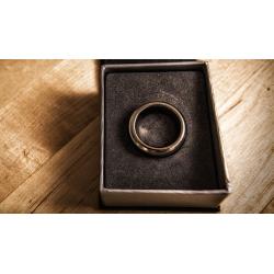 Bague Kinetic 19mm PK Ring (Argent) Arrondie wwww.magiedirecte.com