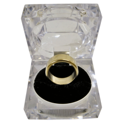Wizard PK Ring Original (FLAT, GOLD, 16mm) - World Magic Shop wwww.magiedirecte.com