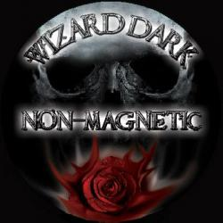 Wizard DarK FLAT Band Non-Magnetic (size 25mm) wwww.magiedirecte.com