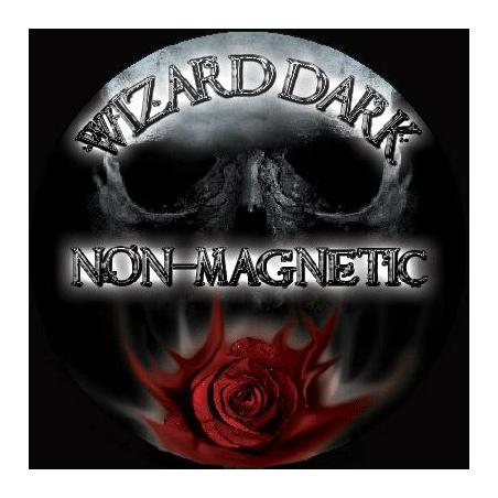 Wizard DarK FLAT Band Non-Magnetic Ring (size 25mm) wwww.magiedirecte.com