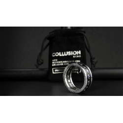 Collusion Ring (small) - Mechanic Industries wwww.magiedirecte.com
