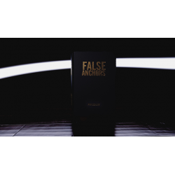 False Anchors Set (Book and Gimmick) - Ryan Schlutz - Book wwww.magiedirecte.com