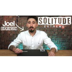 Solitude Extreme (Rouge)  Joel Dickson wwww.magiedirecte.com