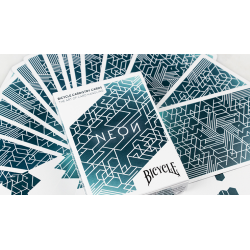 Bicycle Neon Cardistry Playing Cards wwww.magiedirecte.com