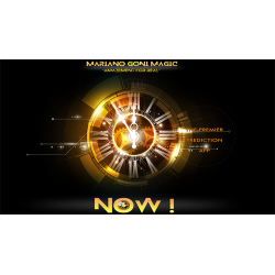 NOW! Android Version (Online Instructions) by Mariano Goni Magic - Tour de Magie wwww.magiedirecte.com