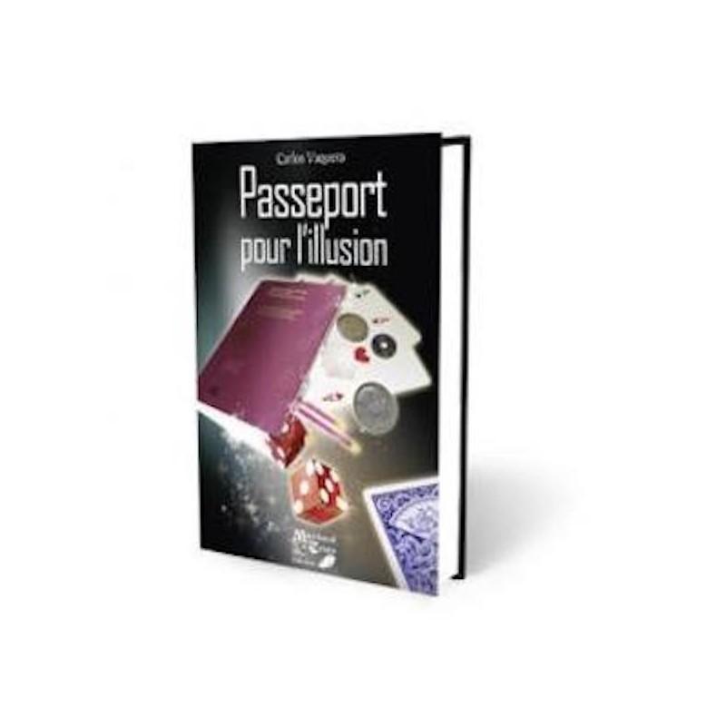 Passeport pour l'illusion- wwww.magiedirecte.com