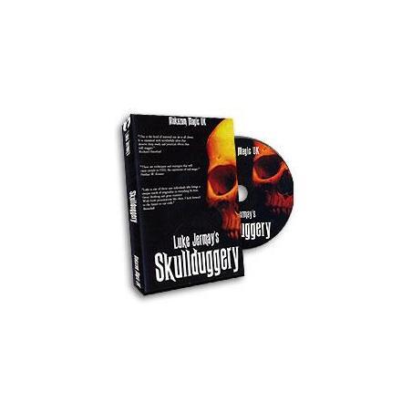 Skullduggery-Luke Jermay-Alakazam wwww.magiedirecte.com