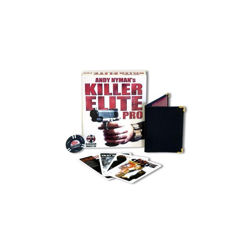 Killer Elite Pro-Andy Nyman- Alakazam wwww.magiedirecte.com