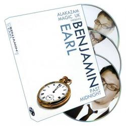 Past Midnight -Benjamin Earl- Alakazam- wwww.magiedirecte.com