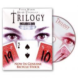 Trilogy Bicycles - Brian Caswells-Alakazam wwww.magiedirecte.com